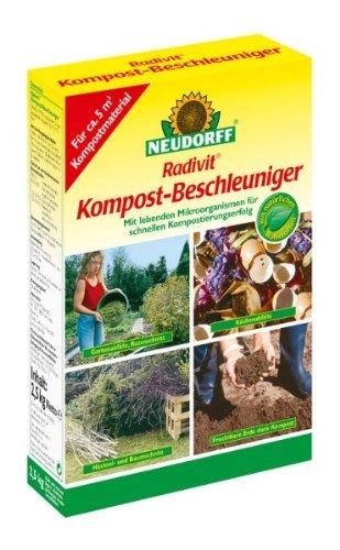 neudorff radivit kompostbeschleuniger laubsaugertest