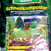 Allflor Schnellkomposter Kompostbeschleuniger